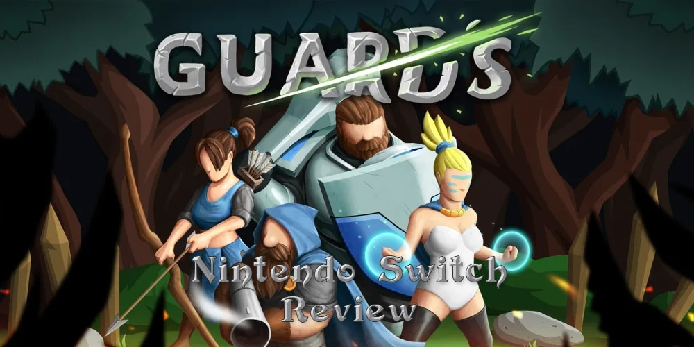 Guards (Switch) Review – A Simple Tactics-Puzzler That Hits Just Right