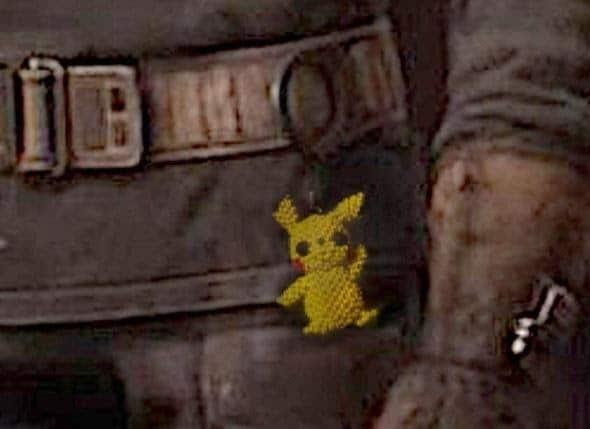 pikachu in a solo rpg