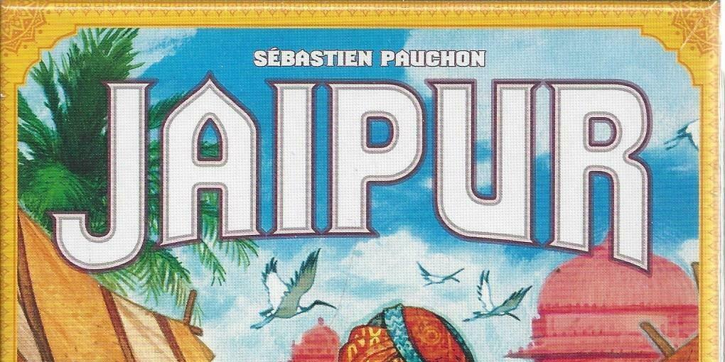 cover of jaipur
