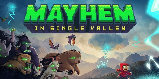 Mayhem in Single Valley (Steam) First Impressions: The New Scott Pilgrim?
