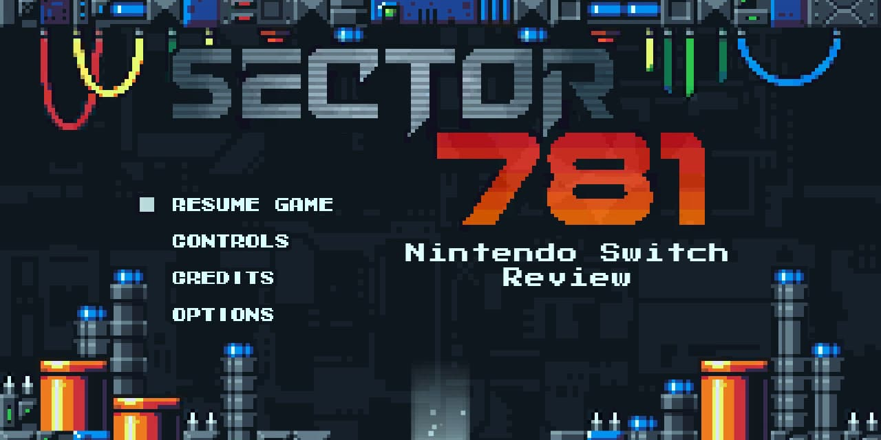 Sector 781 (Switch) Review: A Bite-Sized Metroidvania