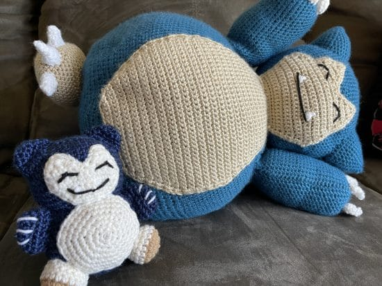 two snorlax