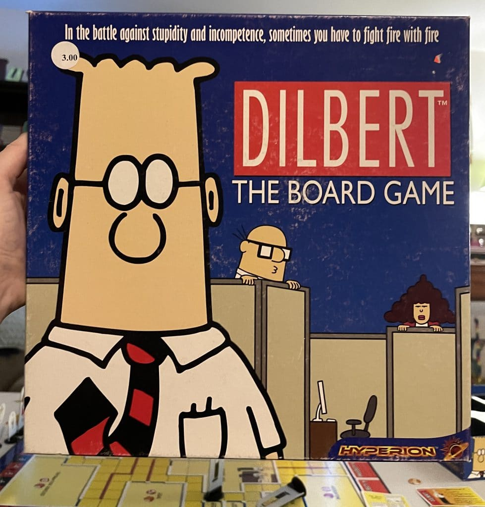 Dilbert the Game