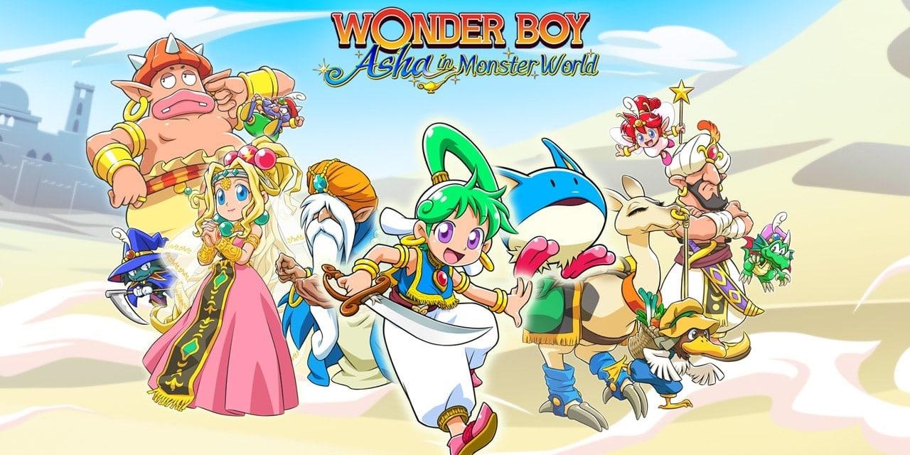 What is Wonder Boy: Asha in Monster World?