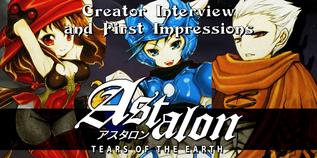 Astalon: Tears of the Earth – Creator Interview and First Impressions of a retro-action-platformer-exploration game