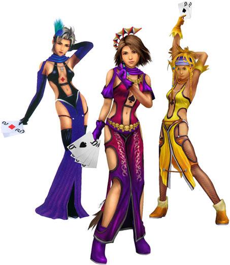 Final Fantasy X2 Dresspheres 3