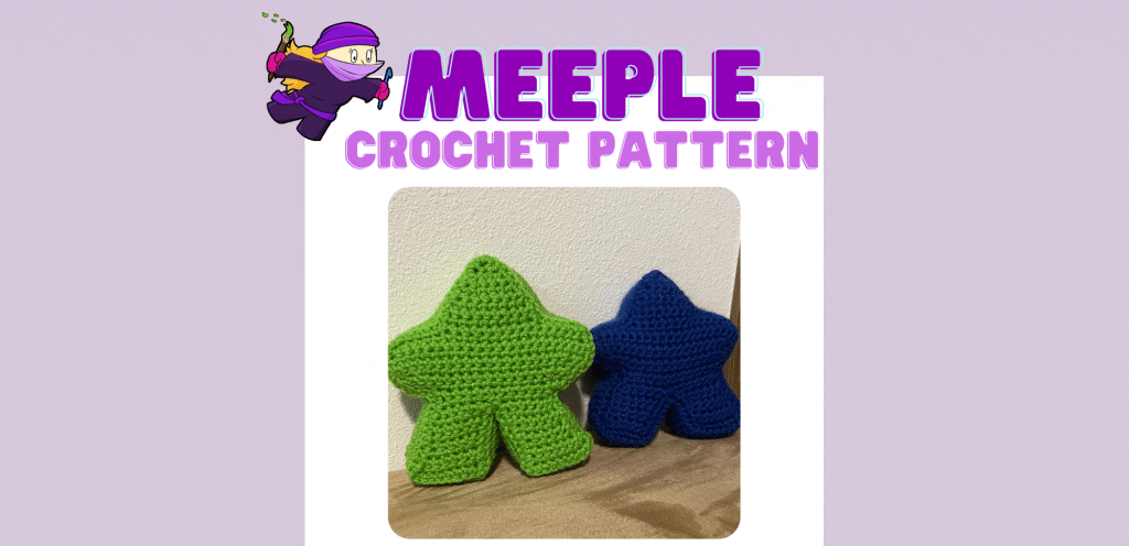 Meeple Pattern cover