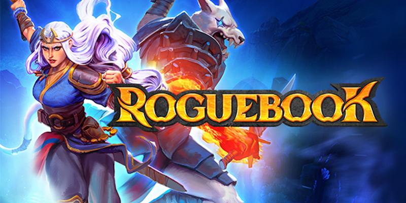 RogueBook : A Roguelike Deckbuilding Videogame?
