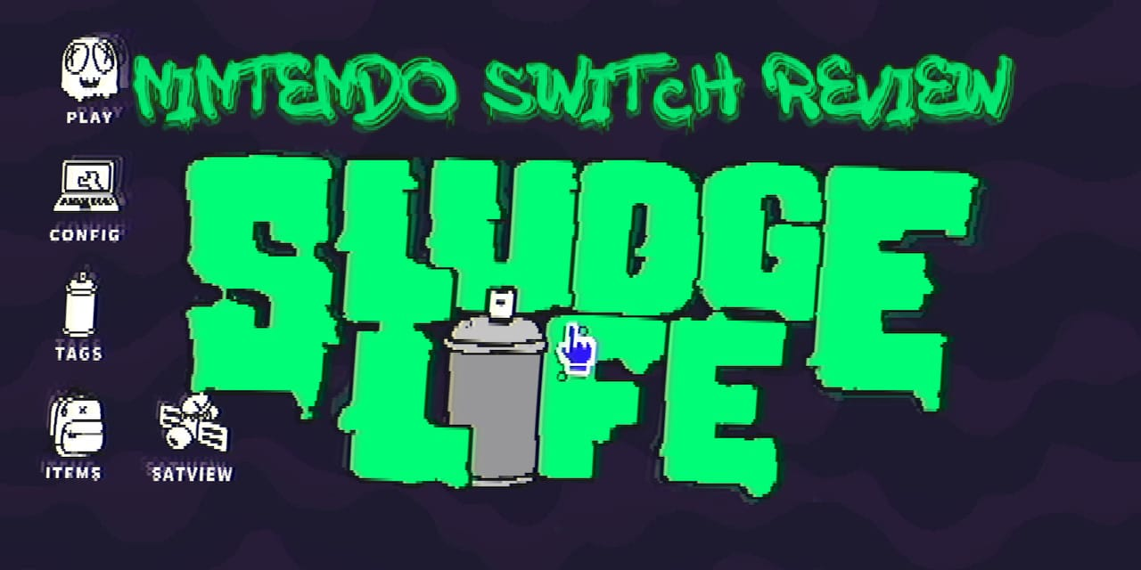 Sludge Life (Switch) Review – A Dreary Platformer That's Stuck in My Head