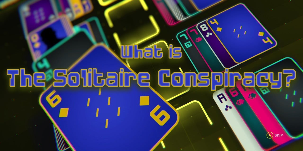 What is The Solitaire Conspiracy? – Spy games meet Solitaire on the Nintendo Switch