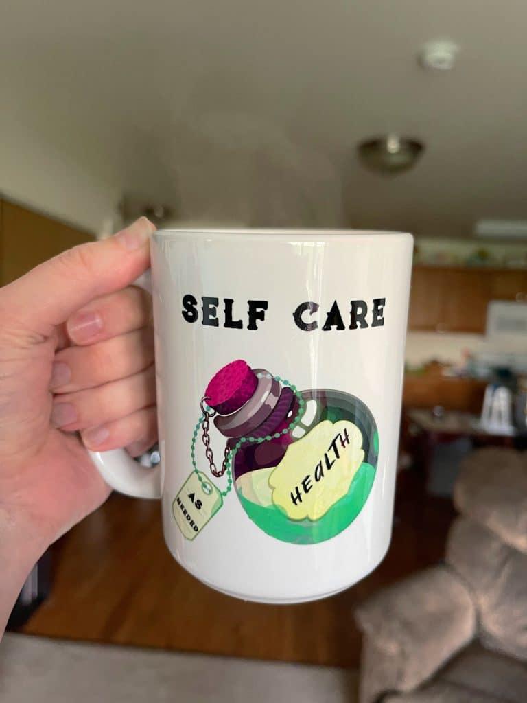 The Mug of Self Care