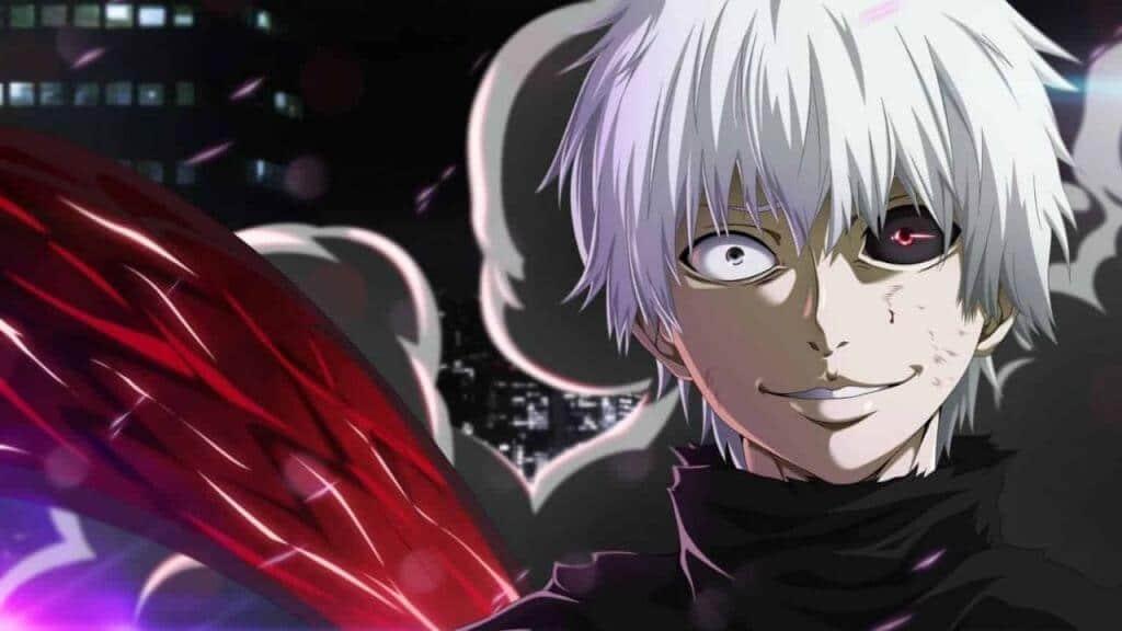 tokyo ghouls anime