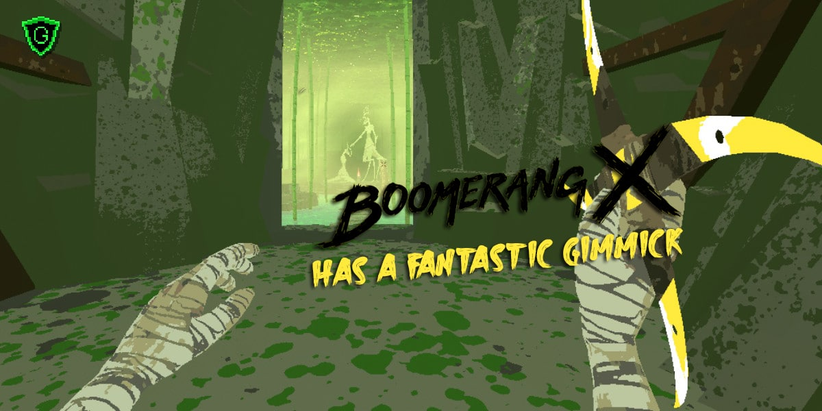Boomerang X (Switch) Review – A Fantastic Gimmick Makes a Great Game