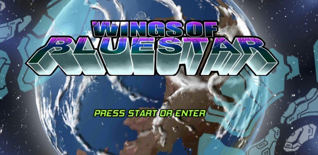 Wings of Bluestar header