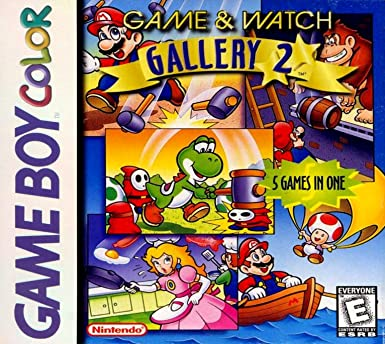 Game & Watch Gallery