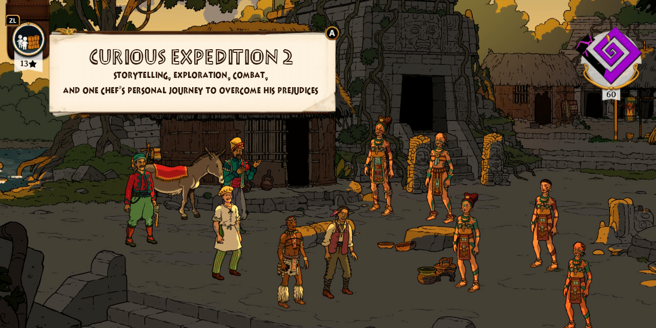 Curious Expedition 2 (Switch) Review: storytelling, exploration, combat,  and one chef's personal journey to overcome his prejudices