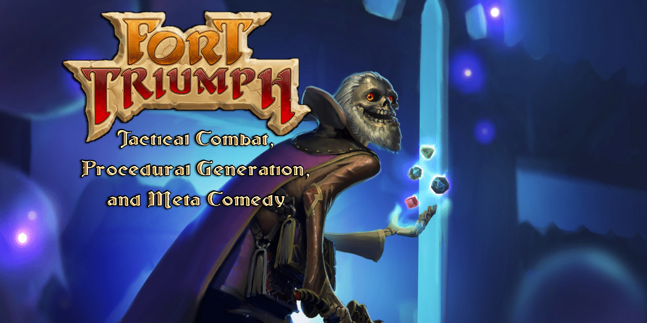 Fort Triumph (Nintendo Switch) Review: Cool Ideas Hindered by Interface Issues