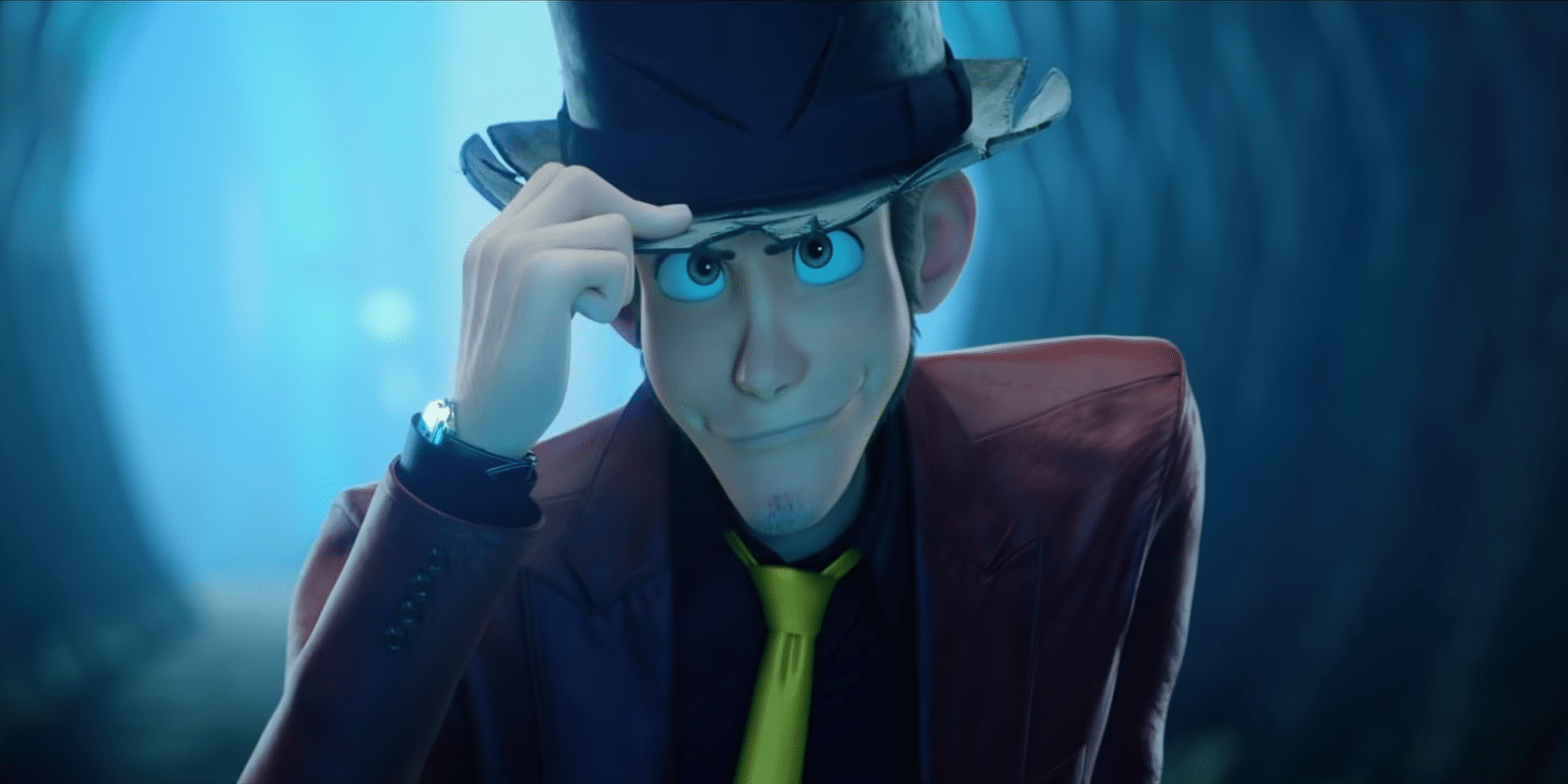[Keywords] Lupin III and Influence