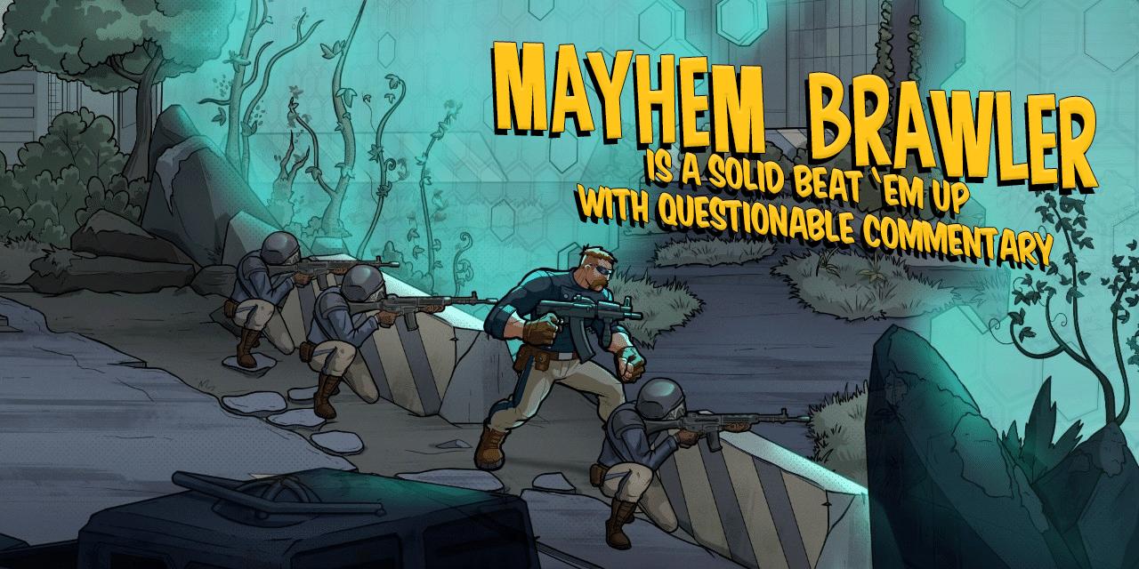 Mayhem Brawler (Switch) Review, ACABrawlers