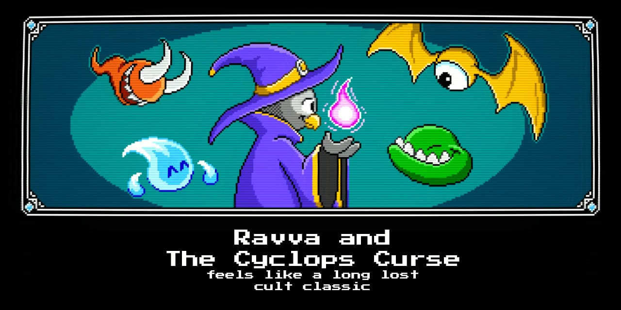 Ravva and the Cyclops Curse (Switch) Review