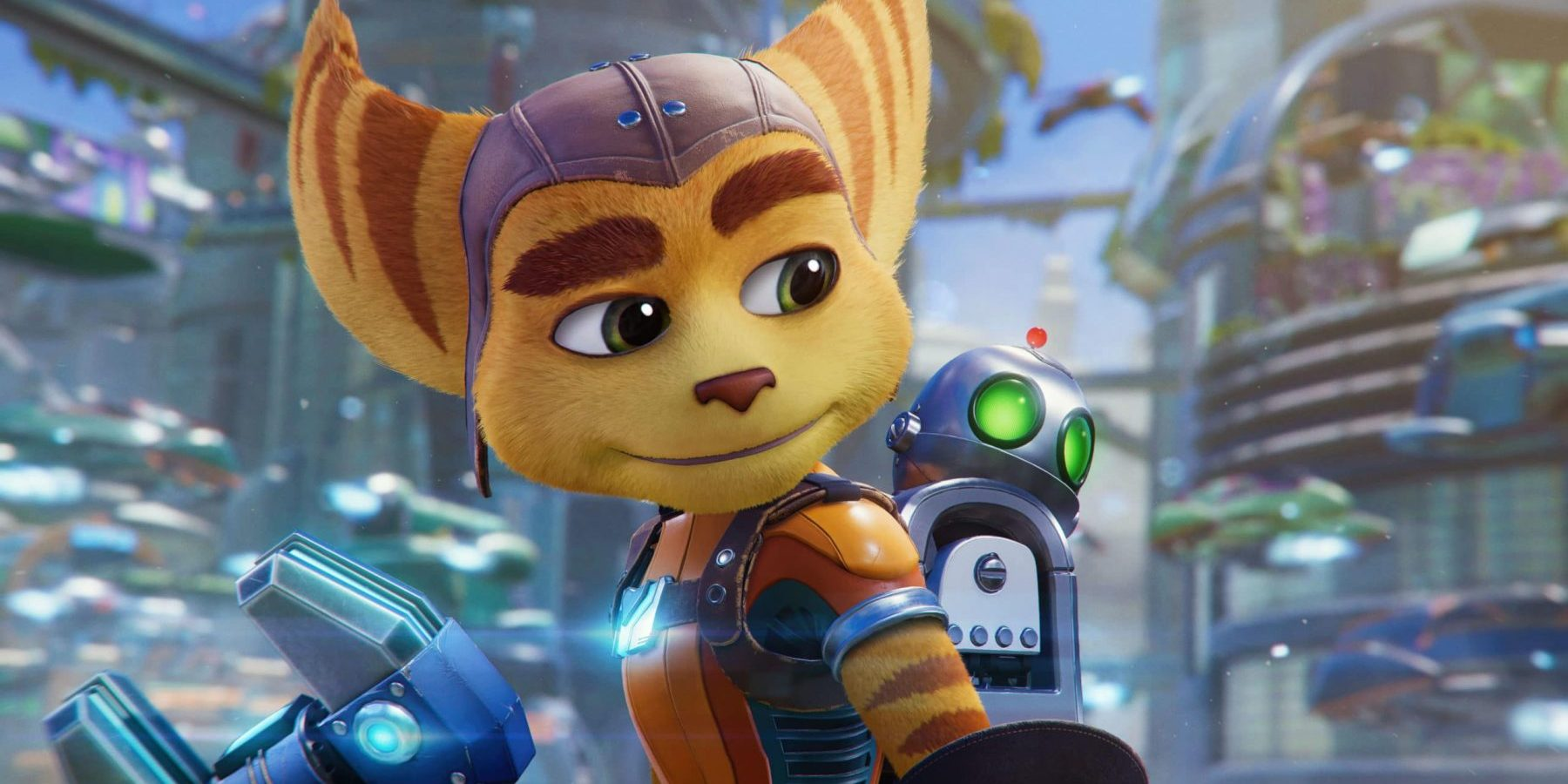 [Keywords] Ratchet and Clank and Continuity