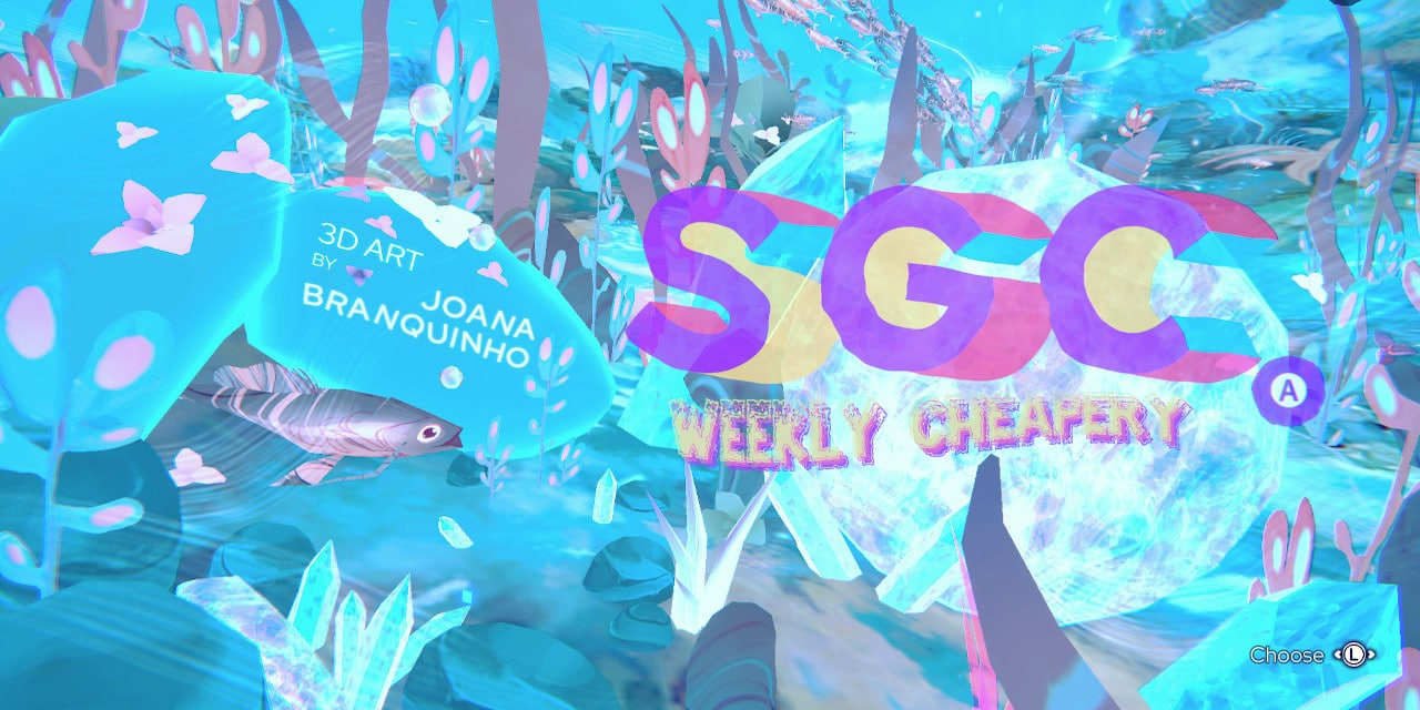 Weekly Cheapery: SGC – Short Games Collection #1