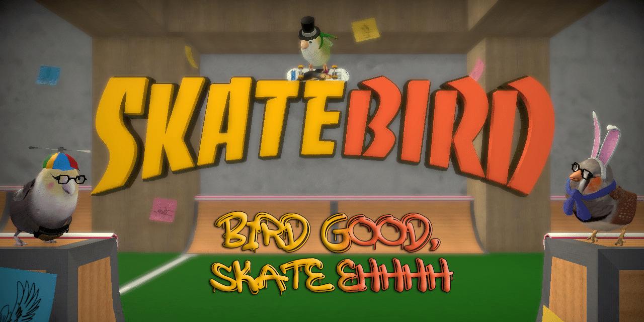SkateBIRD (Switch) Review: BIRD good, Skate ehh