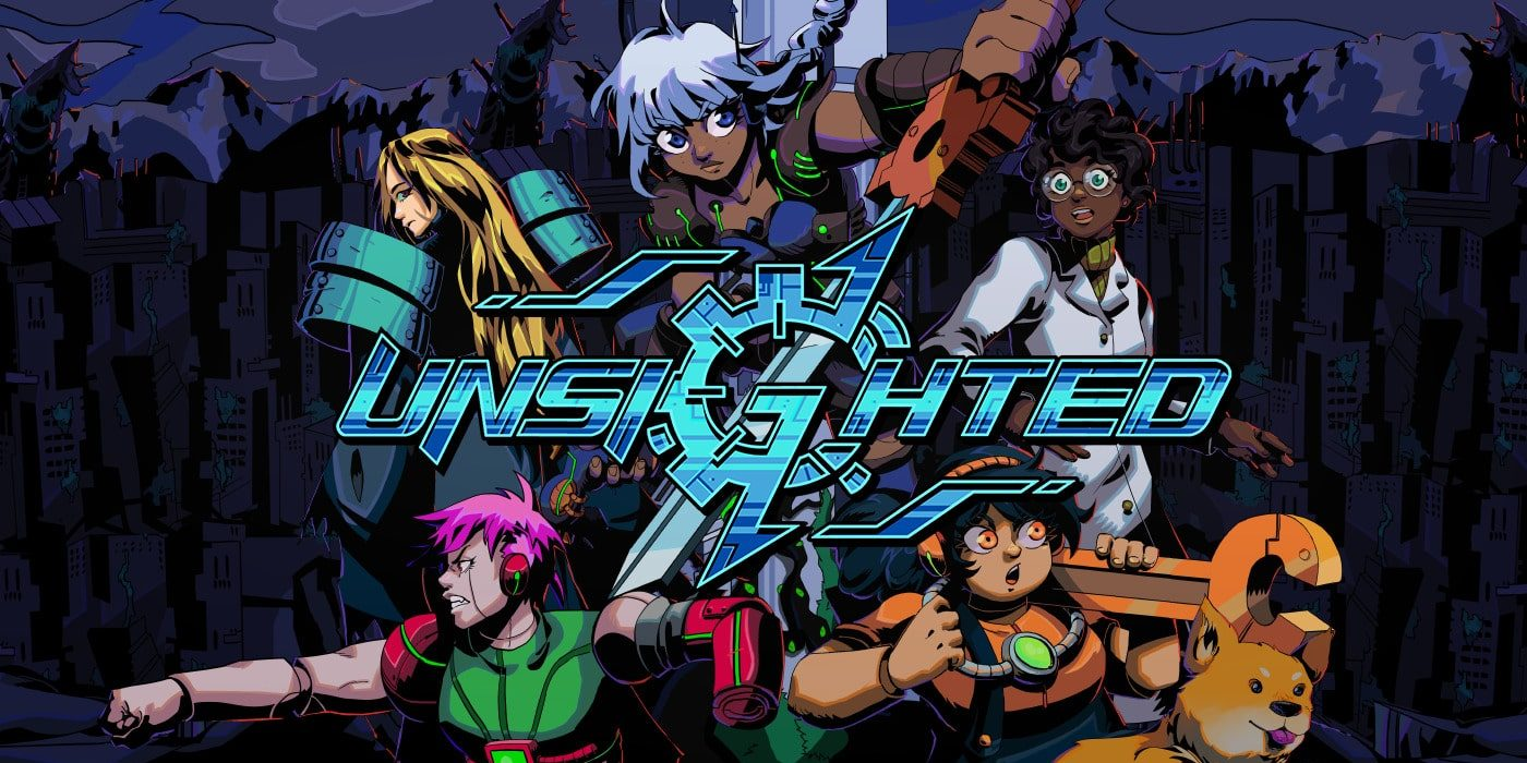UNSIGHTED – Review