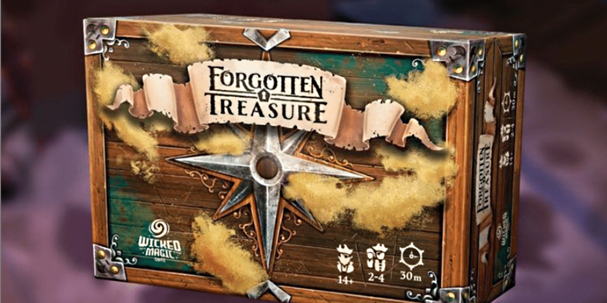 Forgotten Treasure: The Card Game Review