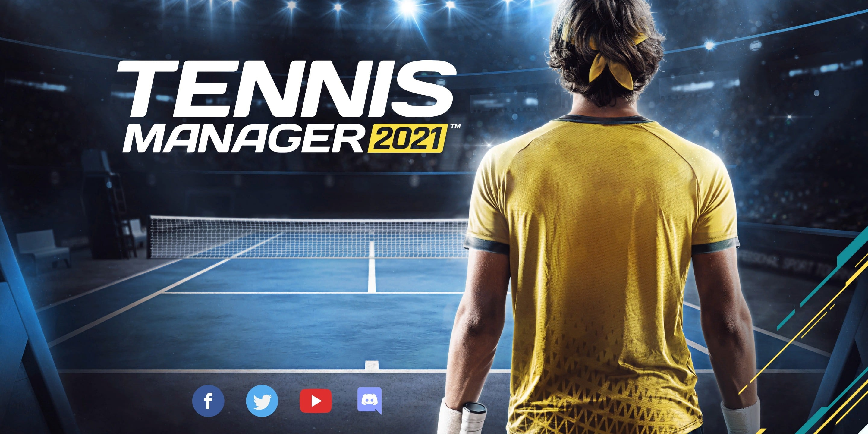 What is Tennis Manager 2021? (It's a game!)