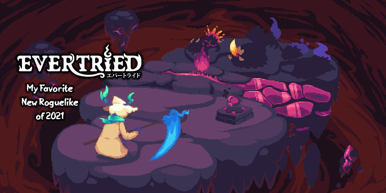 Evertried is My Favorite New Roguelike of 2021